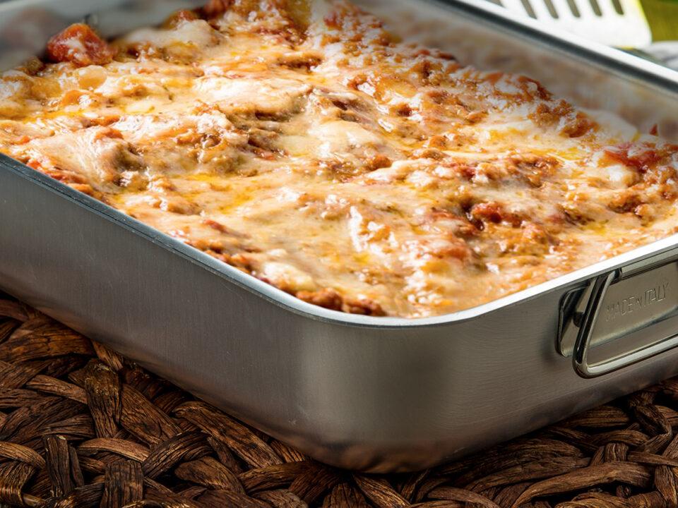 ricetta lasagna al forno